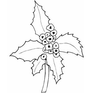 Flowers27 Coloring Sheet