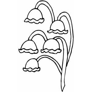 Flowers57 Coloring Sheet